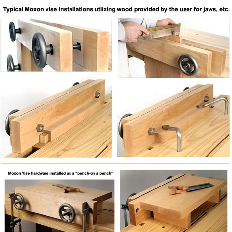 build   woodworking vise lates wood project