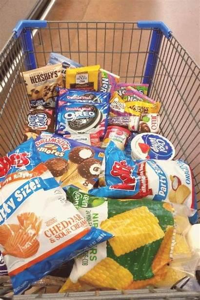 Junk Snacks Sweet Sleepover Foods Snack Mywebtrend