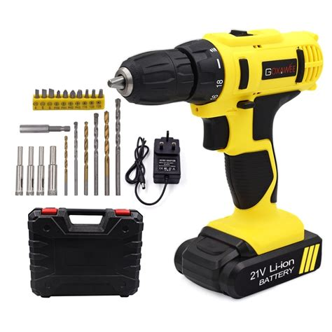goxawee vv electric screwdriver cordless electric