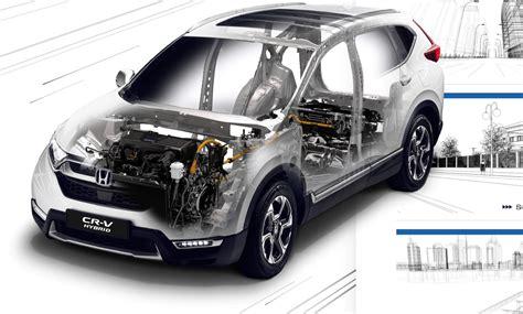 2019 Honda Crv Hybrid Arrives In Europe  The Torque Report