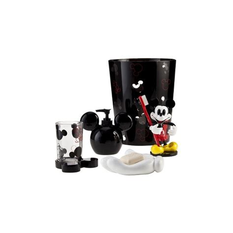 bathroom accessories mickey mouse bathroom accessories