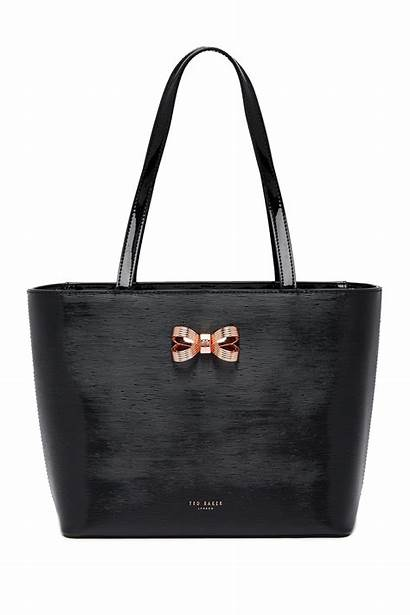 Shopper Ted Baker Tote Bow Lamica Patent