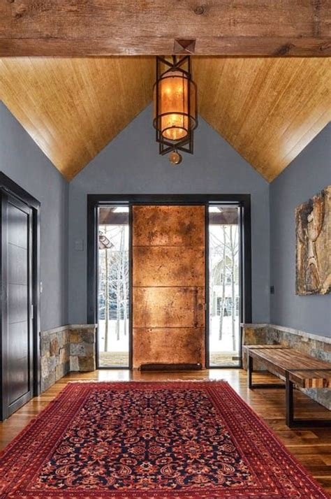 foyer designs  pendant lights  home