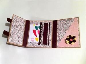 Cadeau Pour Maitresse D École : mini cartable en carton tuto scrapbooking ~ Melissatoandfro.com Idées de Décoration