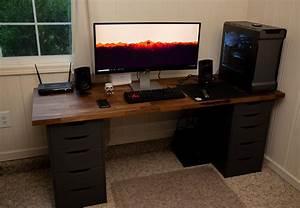 New, Karlby, Desk, Setup, Pcmasterrace