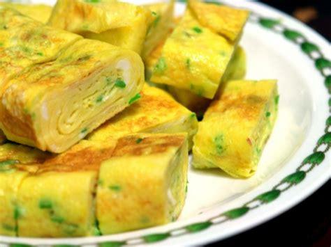 intip resep mudah buat gyeran mari telur gulung  la korea