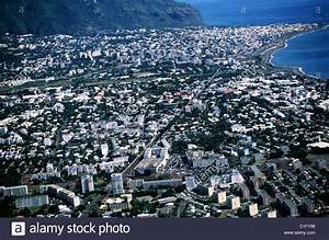 Paris St Denis De La Réunion : france reunion island saint denis de la reunion aerial view stock photo 35386100 alamy ~ Gottalentnigeria.com Avis de Voitures