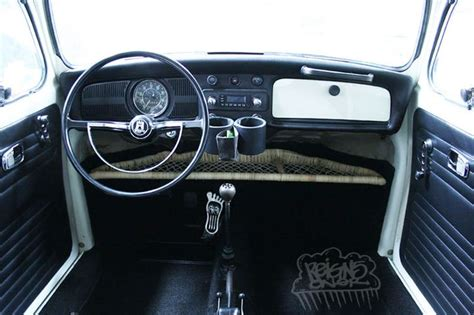 volkswagen beetle 1960 interior my 69 vw bug interior from the back seat w no front