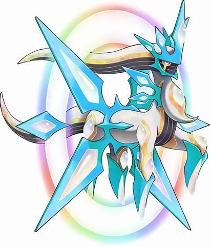 Arceus Mega Grass Shiny Ice Pokemon Moves