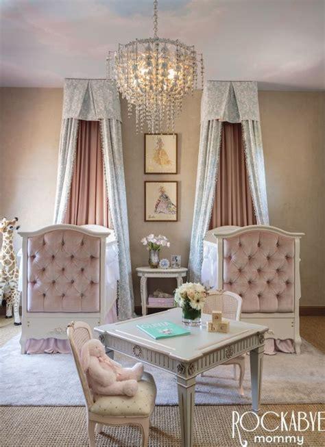 elegant twin nursery bedroom pictures   images