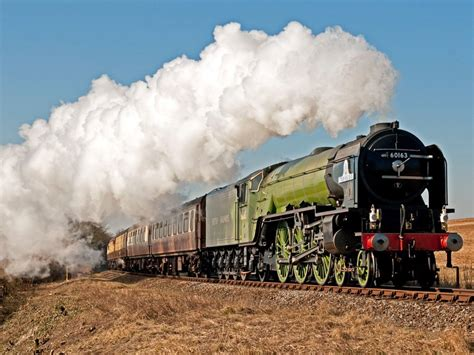 This Amazing Steam Locomotive Cost  Million And Took 18