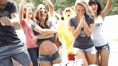 Beer Pong Gifs Thechive Giphy Party Strip