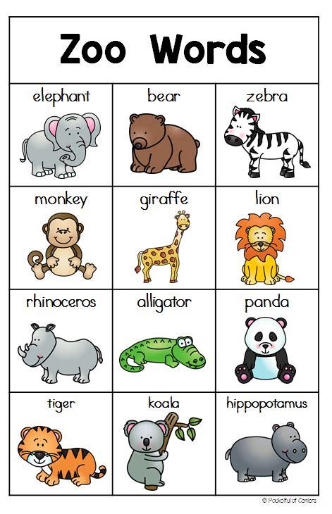 zoo writing center  images zoo preschool zoo