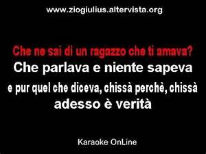 Pensieri E Parole : battisti pensieri e youtube ~ Melissatoandfro.com Idées de Décoration