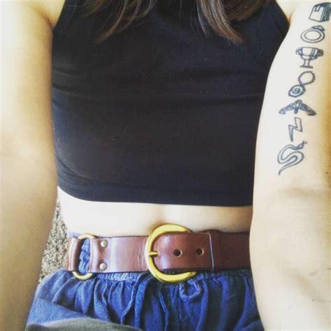 tatouage harry potter bras  tatouages pour celles qui