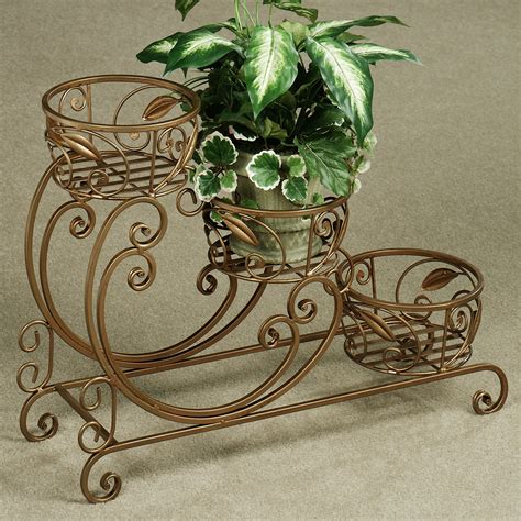 amberly  tier metal plant stand metal plant stand tall