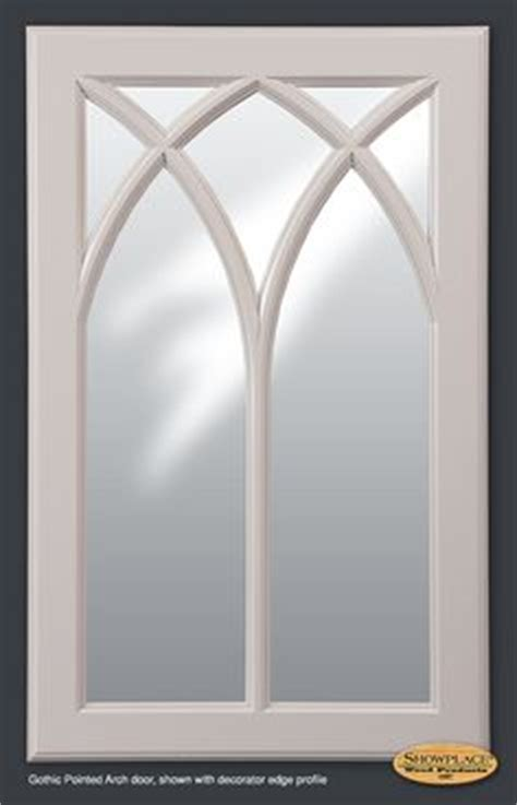 Gothic Cabinet Door Frame and Mullion (Muntins