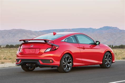 2017 Honda Civic Si - Review   The Torque Report