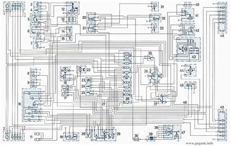 Mercede 280sl Fuse Diagram by Mercedes 230 Sl Wiring Diagram Wiring Diagram