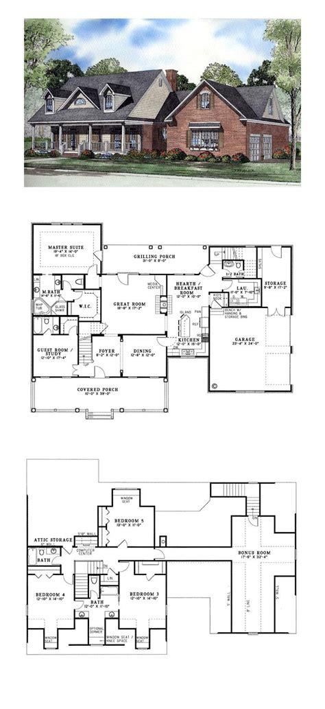 style home plans 4 bedroom cape cod house plans house plans luxamcc