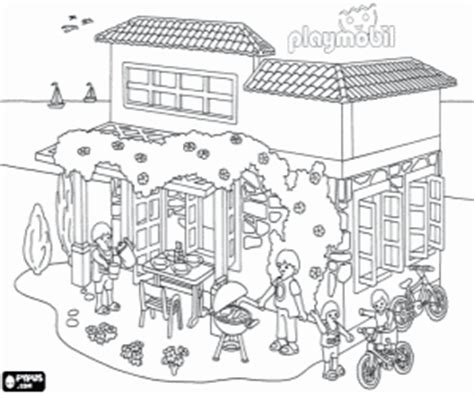 playmobil coloring pages printable games