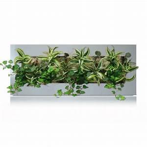 Tableau Végétal Mural : comment faire un tableau vegetal awesome best tableau ~ Premium-room.com Idées de Décoration