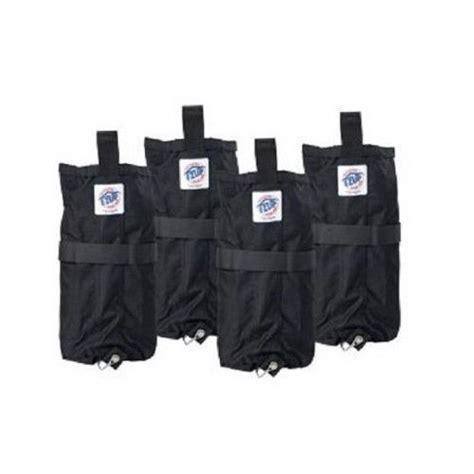 weight bags black outdoor tent gazebo set   sandbags weight bags bags  gazebo