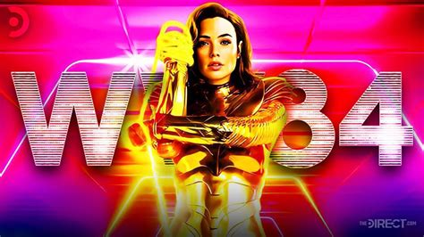 New Wonder Woman 1984 Trailer Set for August Debut With ...