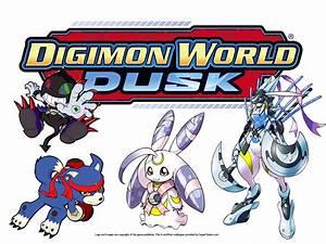 Digimon Nintendo Ds