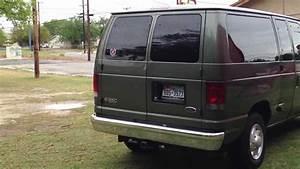 2005 Ford Econoline Club Wagon E350 Xlt Super Duty