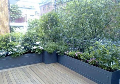 arredo per terrazze terrazzo ombreggiato idee d arredo per terrazze all