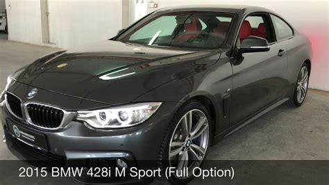 2015 Bmw 428i M Sport (full Option) For Sale