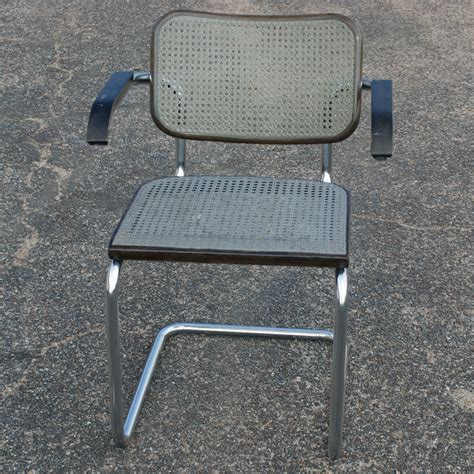 Marcel Breuer Cesca Chair Replica by 4 Knoll Marcel Breuer Cesca Side Chairs Ebay