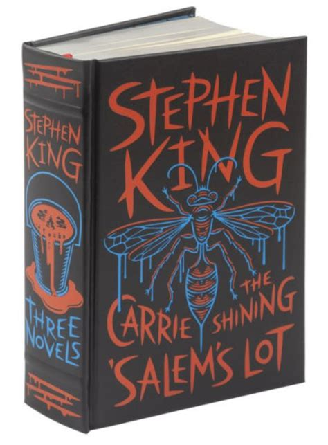 Barnes And Noble Editions by Stephen King Three Novels Barnes Noble Collectible