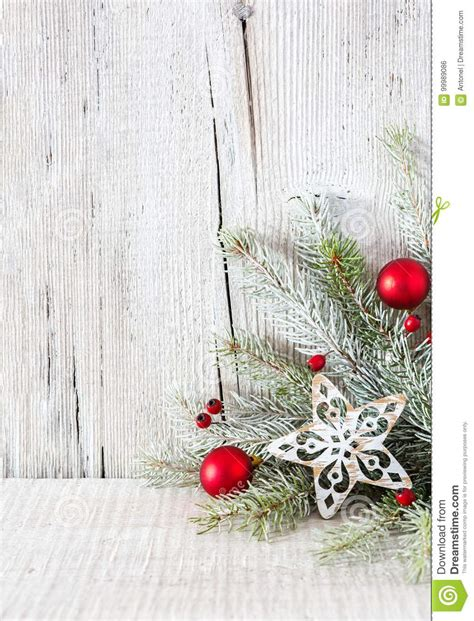 fir branch  christmas decorations  white rustic