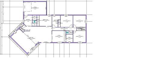 plan maison 3 chambres avis sur projet de plan de maison 140m garage 18 messages