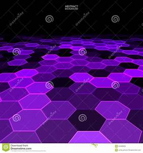 Black And Purple Geometric Abstract Background Stock Photo ...