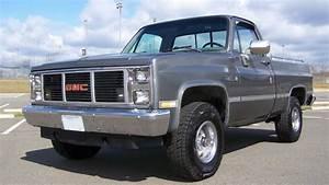 1986 Gmc Sierra Classic Pickup