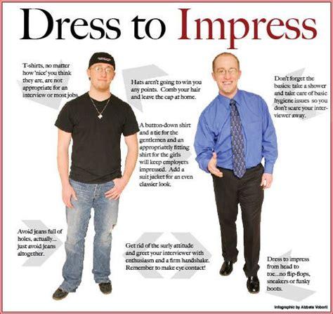 profile photo  land   job dress code