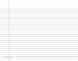 Image Gallery lined paper a5