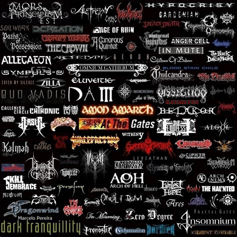 modern melodic metal bands melodic metal by marcelo pereira by marcelo pereira10 on deviantart