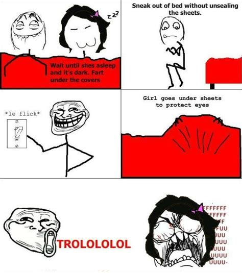 Trolling Memes - troll face comic vol 18 the prank by kyurem600 on deviantart