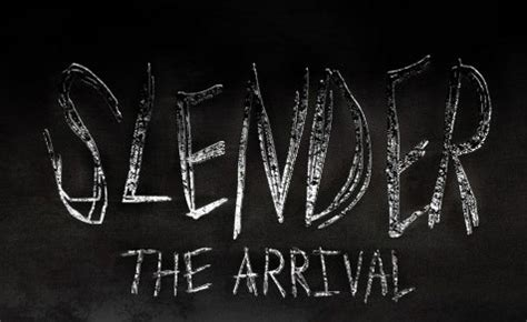 A G E The Arrival slender the arrival jeuxvideo