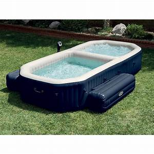 spa gonflable intex pure spa plus avec piscine integree With sable pour filtration piscine hors sol 17 piscine gonflable pas cher lareduc
