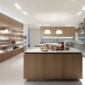 Cocina, Minimalista, Muebles, De, Cocina, Dise, U00f1o, Italiano, M1