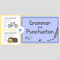 Year 2 Grammar And Punctuation Challenge Powerpoint  Year 2