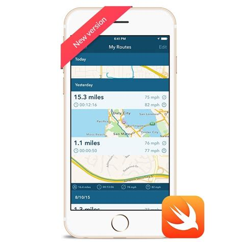 Real Time Gps Route Tracker Ios App Source Code