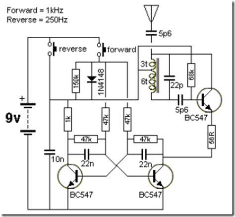 Radio Circuits Blog Mhz Transmitter Channel
