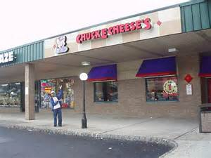 Chuck E. Cheese NJ