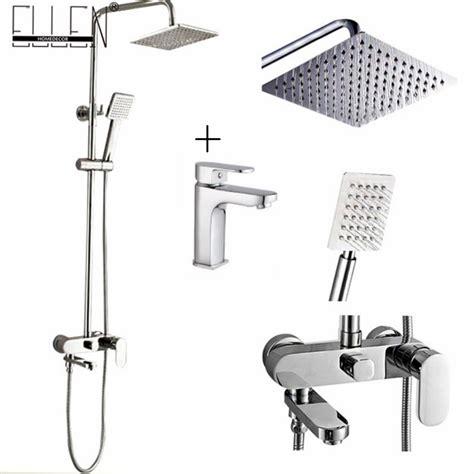 Bathroom Shower Fixture Sets by Bathroom Shower Set 8 10 12 Inch Shower Bath
